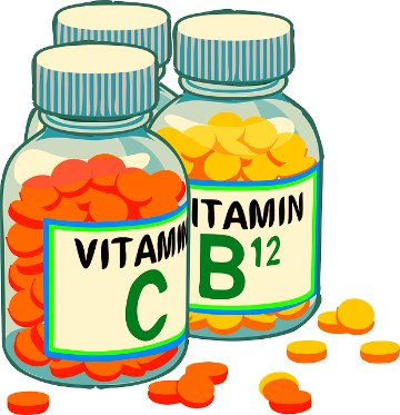 vitamins to help you stay healthy