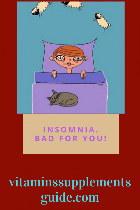 insomnia is bad for your health