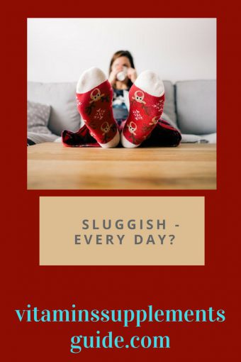 sluggish low thyroid
