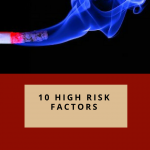 top 10 health risk factors