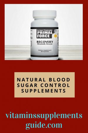 Recovery Metabolic RescueSupplement Bottle