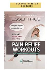 classic stretch exercise for pain relief