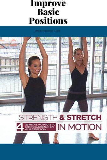 classic stretch exercise