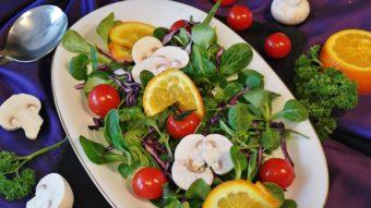 no carb salad