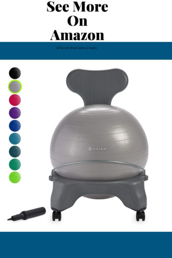physio ball for weight loss